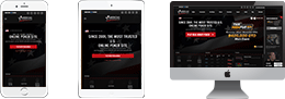 Americas Cardroom is supported on all devices.