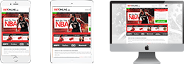 BetOnline is supported on all devices.