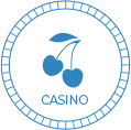 bitcoin casino betting icon