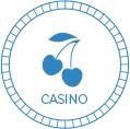bitcoin casino betting icon